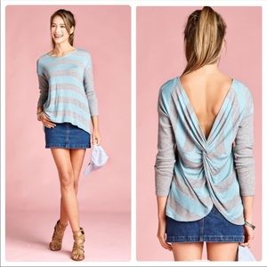 Gorgeous Unbrushed Hacci Top.